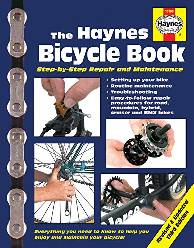 Image OfThe Haynes Bicycle Book