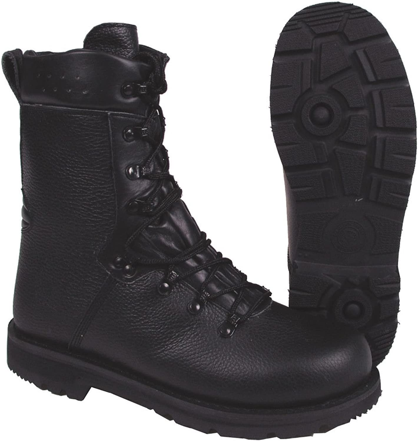 MFH Leather Boots T2000 of German Armed Forces