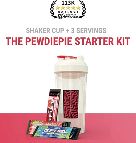 GFuel The Pewdiepie Starter Kit