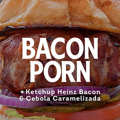 Ketchup Heinz Bacon & Cebola Caramelizada