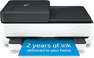 HP 8QQ86A#B1H Envy Pro 6475 All-in-One Printer, Includes 2 Years of Ink Delivered
