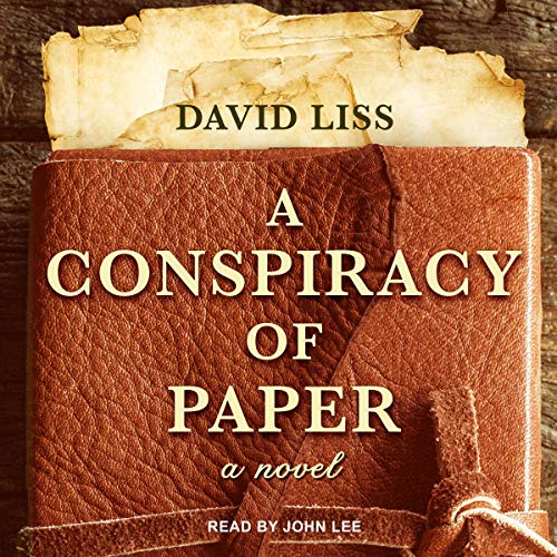 A Conspiracy of Paper  By  cover art