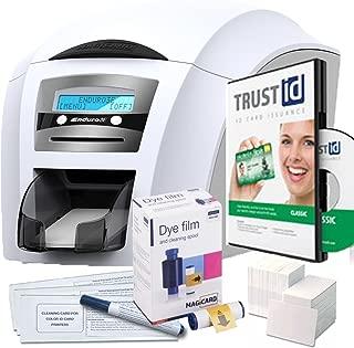 Magicard Enduro3e ID Card Printer & Supplies Package