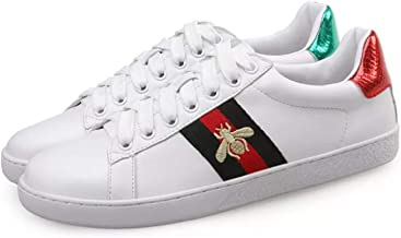 Preslovemm Classic Fashion Bee White Shoes