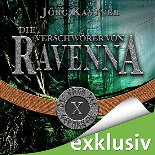 Die Verschwörer von Ravenna (Die Saga der Germanen 10) Titelbild