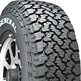 General 04508400000 Grabber A/TX All-Terrain Radial Tire - 30X9.50R15LT 104S