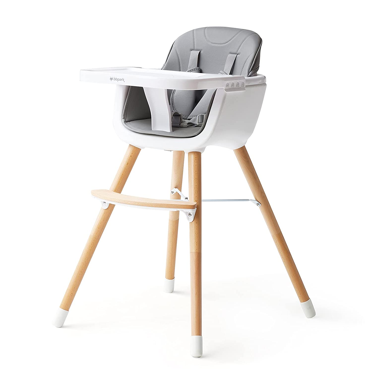High Chairs for OFFicial Babies Sacramento Mall Toddlers - Wooden BBPARK Euro Chair
