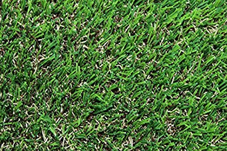 Rollo de Césped Artificial NIRVANA Altura 40mm x Ancho 3 x Largo 3 metros. También Disponible en Anchos de 1, 2, 3 y 4 metros por Largos de 3, 5, 7, 10, 15metros. Precio €/Rollo. Suave y Natural: Amazon.es: Jardín
