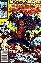 Amazing Spiderman #322
