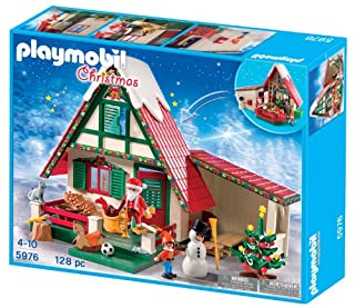 PLAYMOBIL Navidad - Casa de Papá Noel, playset (5976) (B00CFOD9OS) | Amazon price tracker / tracking, Amazon price history charts, Amazon price watches, Amazon price drop alerts