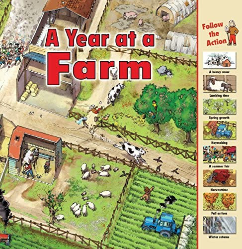 A Year at a Farm Time Goes by product image