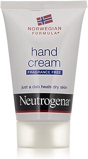 Neutrogena Norwegian Formula Hand Cream, Fragrance-Free, 2 Ounce (Pack of 2)