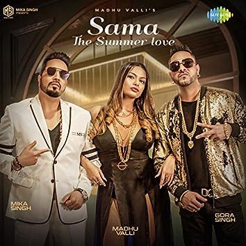 Sama the Summer Love - Single