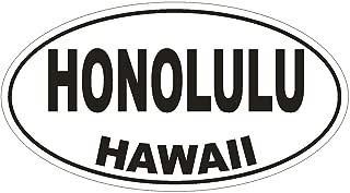 honolulu police stickers