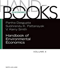 Best handbook of environmental economics Reviews