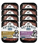 Cotswold Raw Active 80/20 Mince Adult Raw Dog Food Poultry Mix Pack - 8Kg