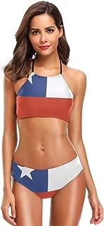 Bulgarian Flag Women's Sexy Bikini Bathing Suits Set Swimwear Beachwear