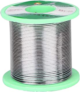 Broadroot Hilo de soldadura eléctrico de alambre de estaño para soldadura de alambre de estaño con