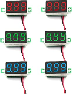 voltmeter 30v