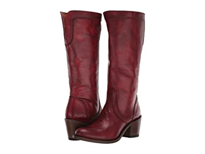 Corral Boots E1499 (Burgundy) Women