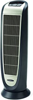 Lasko 5160 5160 - Calefactor de cerámica con mando a distancia, color negro