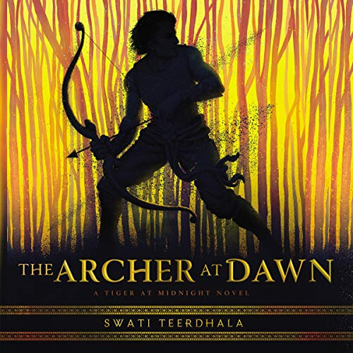 The Archer at Dawn Titelbild