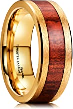 Best red gold wedding band Reviews