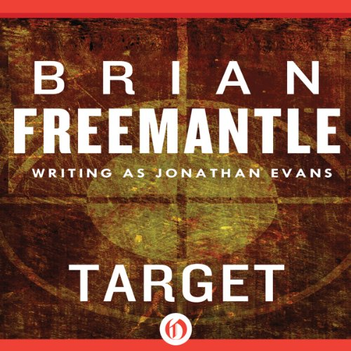 Target Audiobook By Brian Freemantle cover art