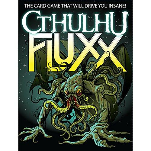 Fluxx Cthulhu Fluxx Single Deck