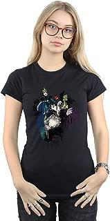 Disney Women's Villains Sketch T-Shirt