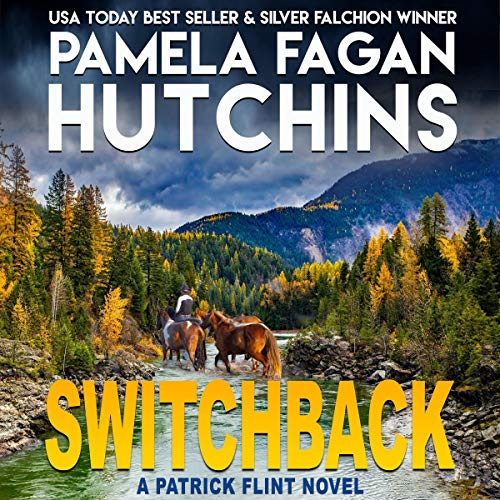 Switchback Audiobook By Pamela Fagan Hutchins cover art