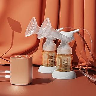 Maternal Electric Breast Pump, Breast Pump Silicone, Breastfeeding, Breast Pump, Vacuum Sealed in Hardcover Gift Box. BPA ...