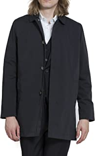 HARRY BROWN Trench Coat Single Breasted