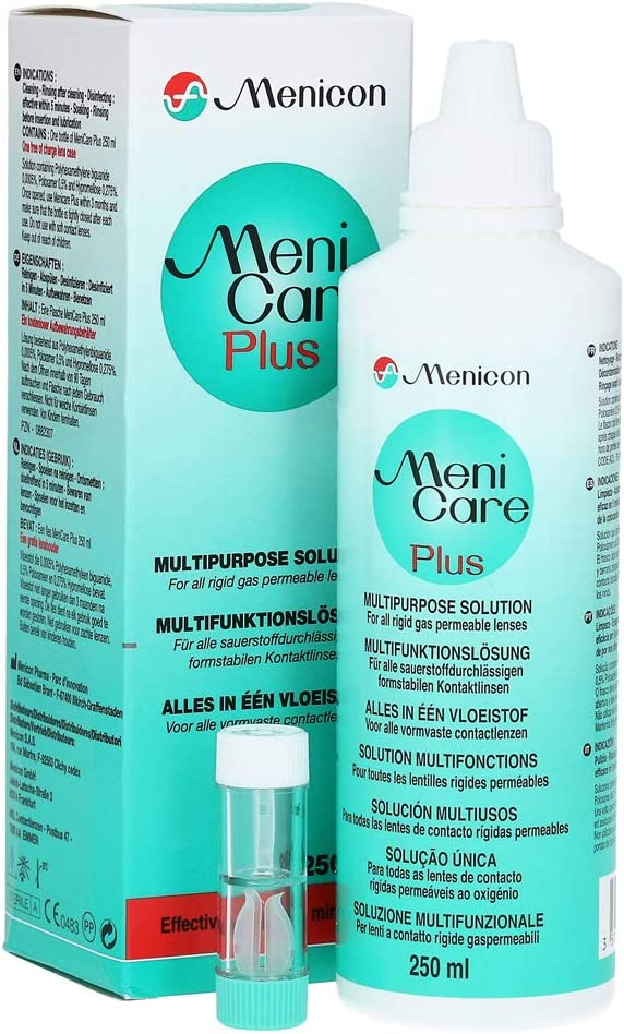 Menicare 2021 spring and summer new Meni Care Plus Contact 250 Product Ultra-Cheap Deals Ml Lens