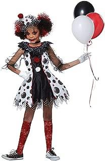Creepy Clown Costume for Kids