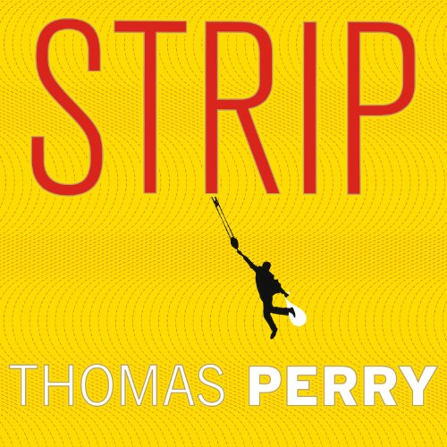 Strip audiobook cover art