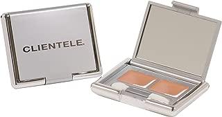 Clientele Peptide Wrinkle Concealer Compact Tan