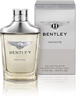 Bentley Infinite Men's Eau de Toilette Spray, 3.4 Ounce