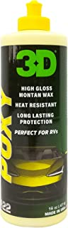 HD Poxy Paint Sealant High Gloss Automotive Restoration Montan Car Wax - 16 oz. | Paint Protection, Sealant & Shine | Easy...