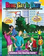 Being Gay Is Okay Coloring Book Novel