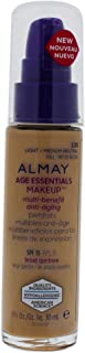 Almay Age Essentials Multi-benefit Anti-aging Makeup - 130 Light-medium Neutral By Almay for Women - 1 Oz Foundation, 1 Oz