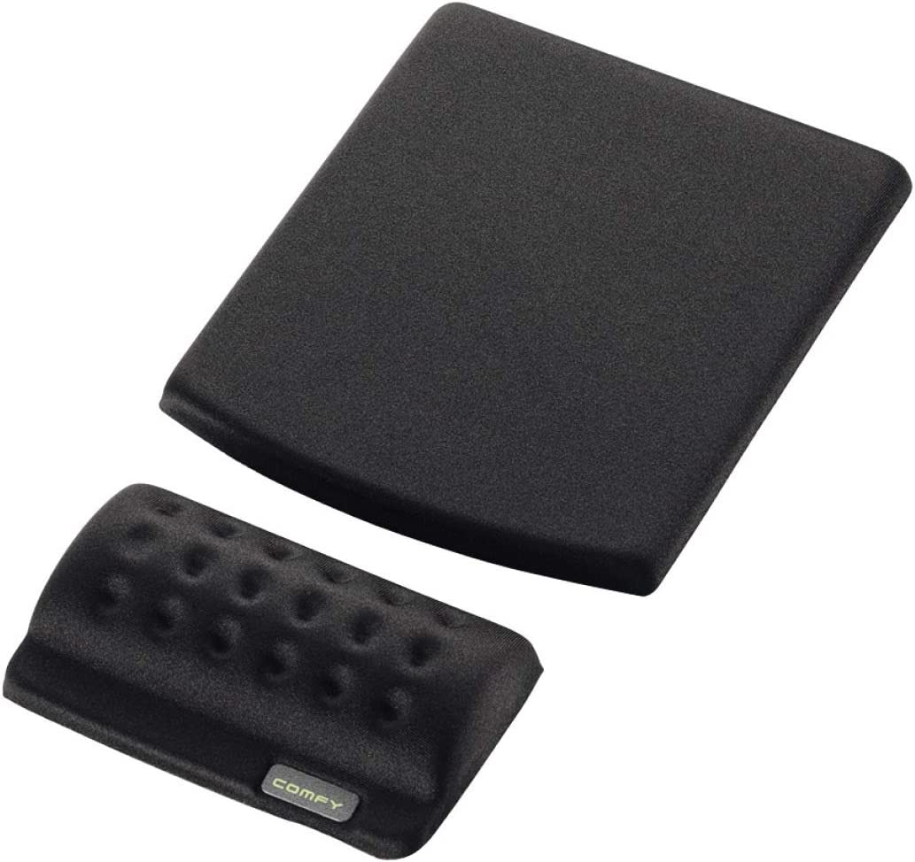 Al sold out. ELECOM Mouse Baltimore Mall Pad with Wrist Comfy Support Rest Design Ergonomic