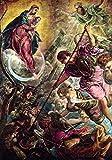 Das Museum Outlet–Schlacht der Erzengel Michael mit