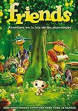 Friends: Aventura En La Isla De Los Monstruos [DVD]