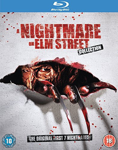 A Nightmare On Elm Street Collection [7 Film] [Blu-ray] [1984] [2011] [Region Free]