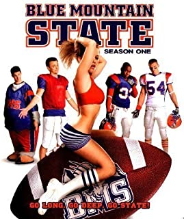 Blue Mountain State Movie Poster 2ftx3ft