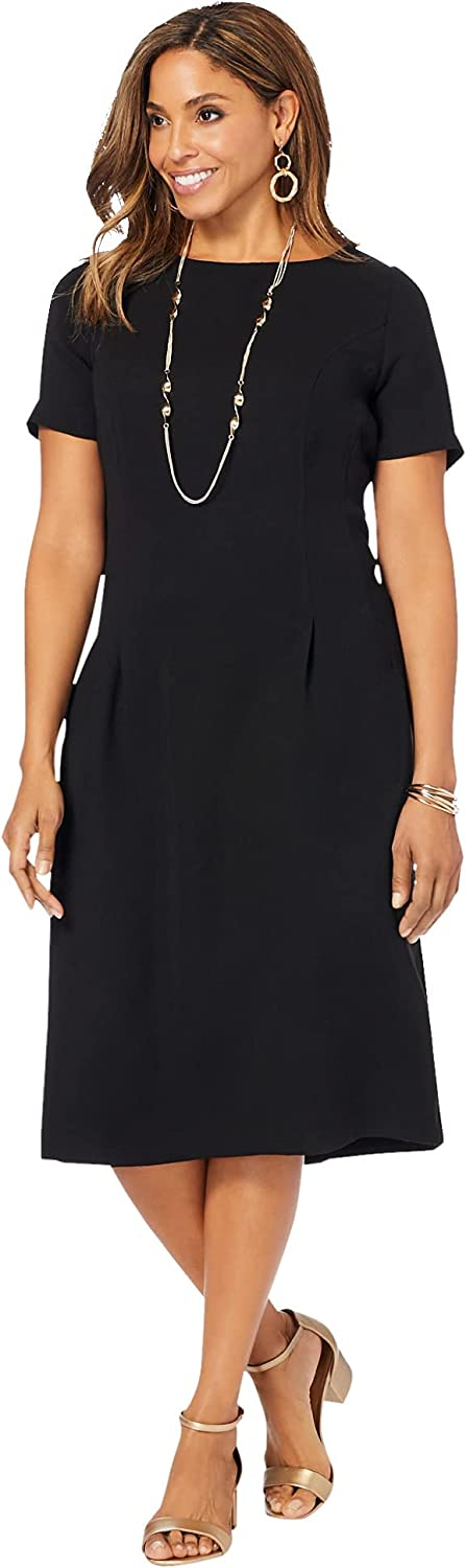 Jessica London womens Fit & Flare