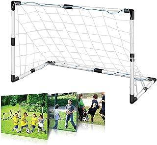 Domybest Football Soccer Goal Post Net Outdoor Sport Training Practice Tool 1.51M 1.5 * 1.0M