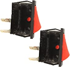 Ryobi RE180PL Router (2 Pack) Replacement Rocker Switch # 9823779002-2PK