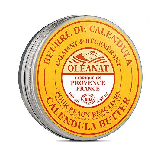 Oléanat Beurre de Calendula Biologique 100 ml - Lot de 2